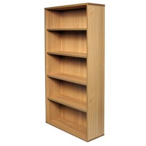 Beech Tall Office Bookcase