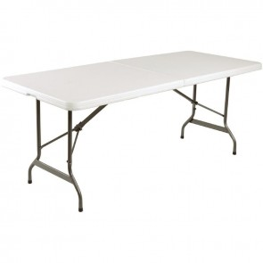Centre Folding Trestle Table