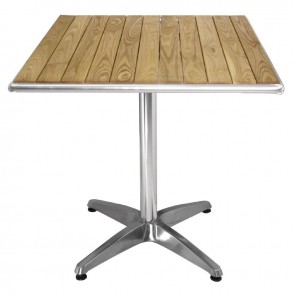 Ovela Ash Top Table Square 600mm