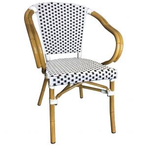 Paris Wicker Outdoor Arm Chair