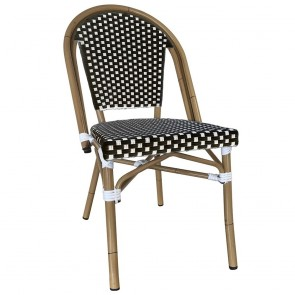 Eiffel Wicker Outdoor Chair