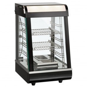PW-RT/380/TG FED Pie Warmer & Hot Food Display - PW-RT/380/TG
