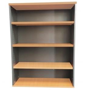 Beech Mid Office Bookcase