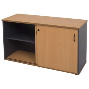 Beech Office Credenza