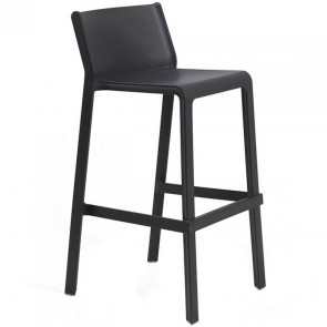 Arya Resin Outdoor Bar Stool Stackable