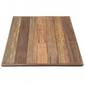 Rustic Recycled Wood Table Top