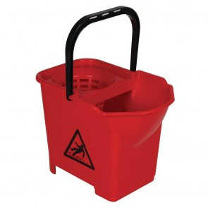 S222 Mop Bucket Complete Red - 3 parts