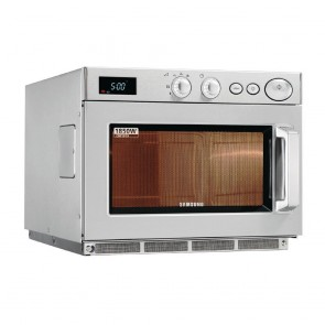Samsung Heavy Duty 1850W Manual Commercial Microwave CM1919