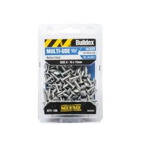 15mm Screws - Set of 16
