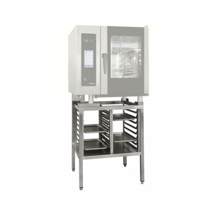 SH-061 FED Stand for Fagor 6 trays combi Oven - SH-061