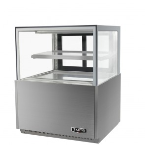 Austune Skipio 2 Layer Bakery Case 900 SB900-2RD