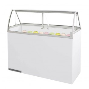 Austune Skipio Ice Cream Dipping Cabinet 600L SIDC-91W
