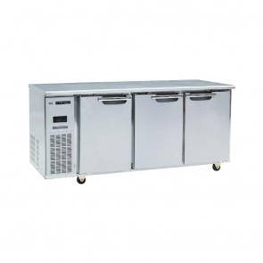 Skope Centaur 3 Door Counter Fridge