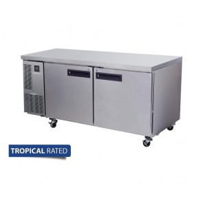Skope Pegasus 2 Door Gastronorm Counter Freezer PG500