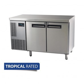 Skope Pegasus 2 Door Gastronorm Counter Fridge PG250