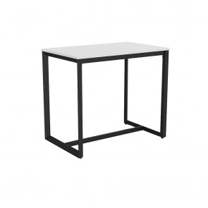 Space Bar Height Counter Table Black Frame