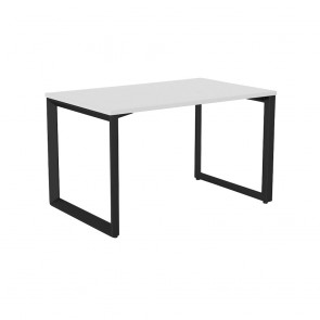 Space Office Desk Black Frame