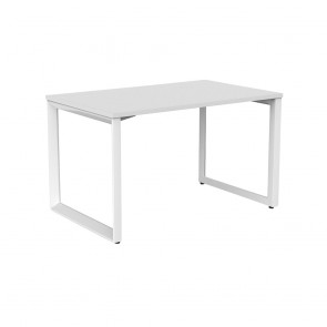 Space Office Desk White Frame