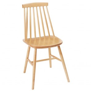 Spoke Bentwood Chair A-5910 Natural