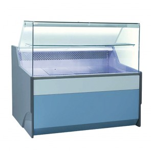 ST15LC FED Compact Deli Display - ST15LC