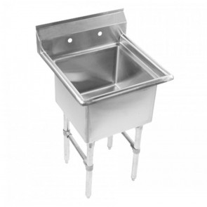 Stainless Steel Sink with Basin SKBEN01-1818N