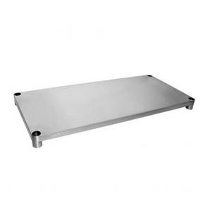 SUS7-2400/A Solid Undershelf