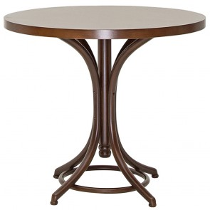 Lina European Bentwood Dining Table ST-9006