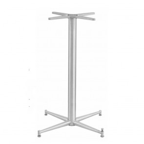 Tayla Levelling Bar Table Base Stainless Steel