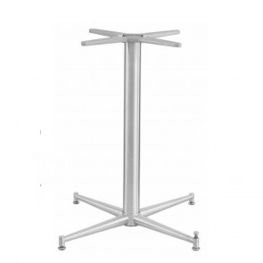 Tayla Stainless Steel Indoor Outdoor Levelling Table Base