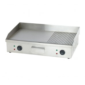 TEG-822DKW FED Stainless Steel Electric Griddle - TEG-822DKW
