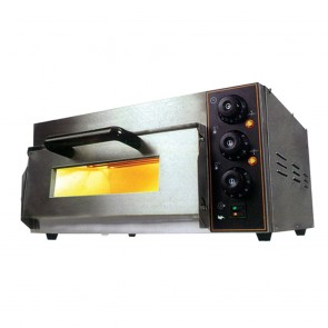 TEP-1SKW FED Electric Pizza Oven Single Deck - TEP-1SKW