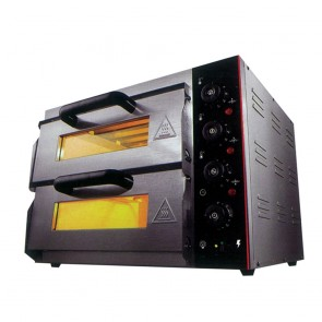 TEP-2SKW FED Electric Pizza Oven Double Deck - TEP-2SKW