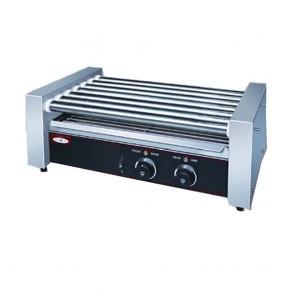 THD-07KW FED Rolling hotdog grill 7 rollers - THD-07KW