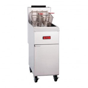 Thor Natural Gas Deep Fryer