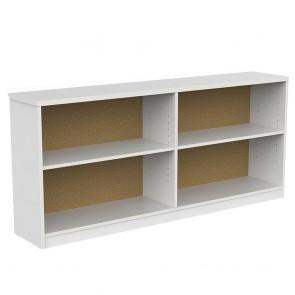 Titan Office Credenza Bookshelf
