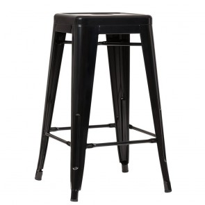 Tolix Industrial Kitchen Counter Stool