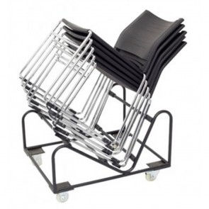 Trolley for Stackable Chairs