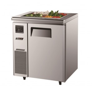 Austune Turbo Air 1 Door Salad Prep Table-Buffet KSR9-1