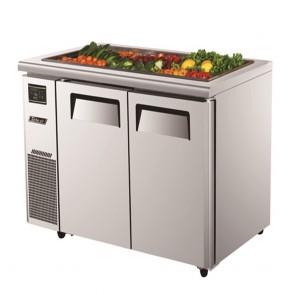 Austune Turbo Air 2 Door Salad Prep Table-Buffet KSR12-2