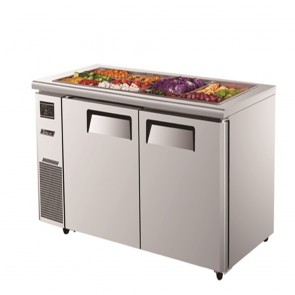 Austune Turbo Air 2 Door Salad Prep Table-Buffet KSR15-2