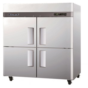 Austune Turbo Air 4 Half Door Foodservice Upright Freezer CM3F47-4