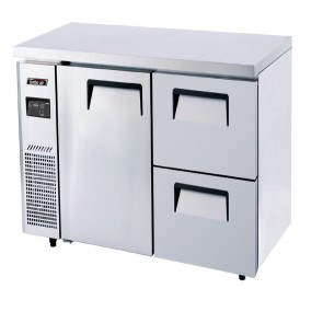 Austune Turbo Air Counter Freezer 2 Drawers 1200 KUF12-2D-2