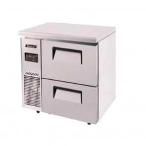 Austune Turbo Air Counter Freezer 2 Drawers 900 KUF9-2D-2