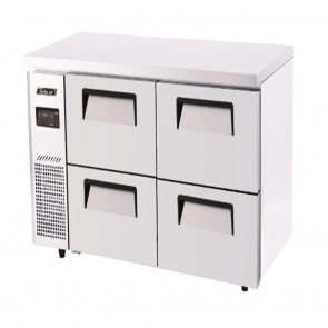 Austune Turbo Air Counter Freezer 4 Drawers 1500 KUF15-2D-4