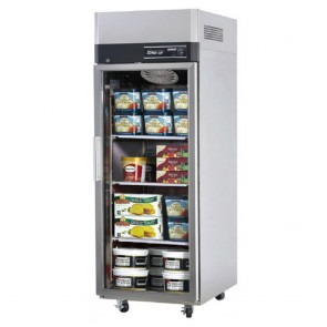 Austune Turbo Air Stainless Steel Upright Freezer 1 Full Door KF25-1G