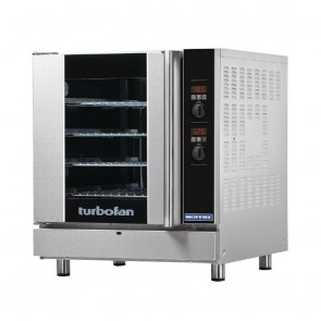 Turbofan by Moffat Digital Gas Convection Oven G32D4