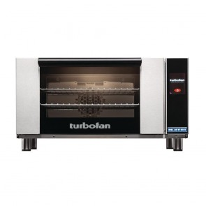 Turbofan by Moffat Full Size Electric Convection Oven with Touch Screen Control E27T3