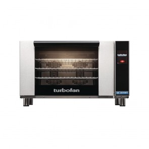 Turbofan by Moffat Full Size Electric Convection Oven with Touch Screen Control E28T4