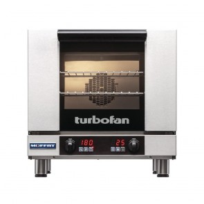 Turbofan by Moffat Half Size Digital Electric Convection Oven E23D3