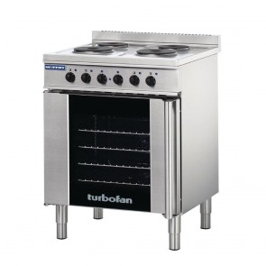 Turbofan by Moffat Manual Electric Convection Oven Range E931M